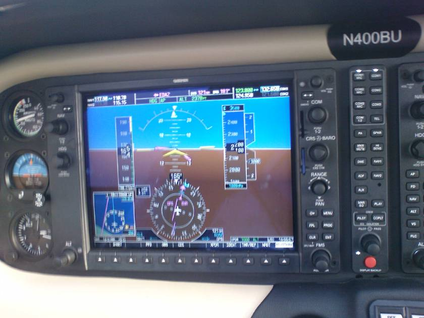 Garmin PDF und MFD Bedeutung – Flight Training Berlin / flight
