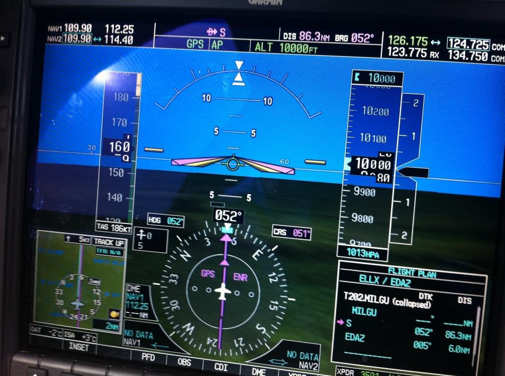 Was ist nötig für die Ausbildung zum Instrumentenflug IR(A